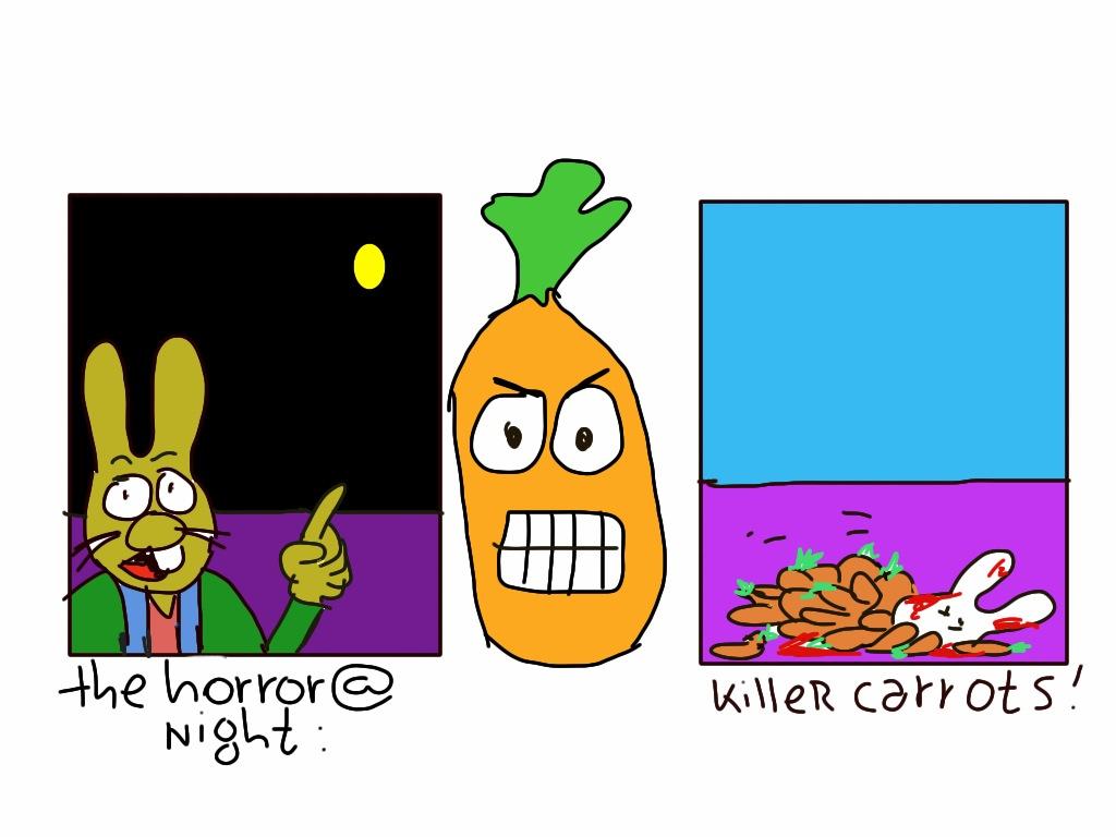 Killer carrots